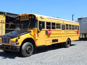 Autobus Escolar Bluebird