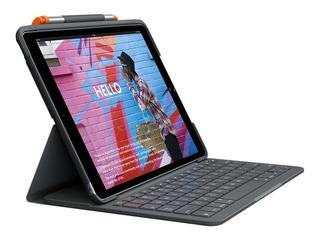 Funda C/teclado Slim Folio Logitech Para iPad (7.ª G) Rebaja