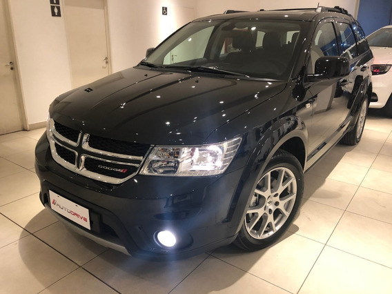 Dodge Journey 2019 2.4 Sxt 170cv At 7 Pasajeros Full 2018