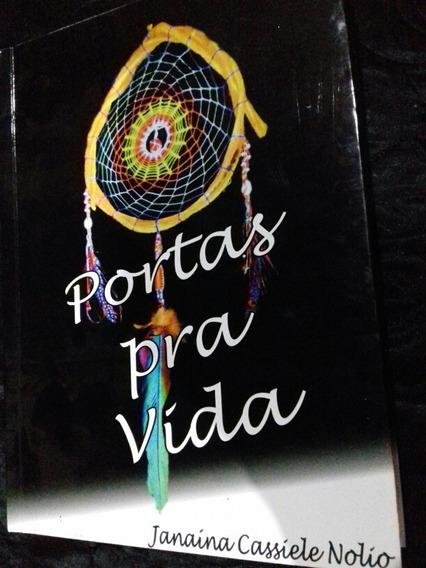 Livro De Poesias Portas Pra Vida