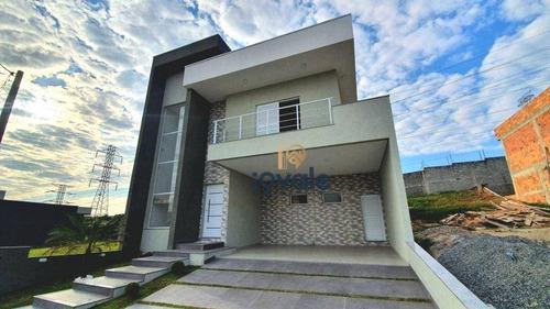 Casa Com 3 Dormitórios À Venda, 256 M² Por R$ 1.295.000,00 - Jardim Califórnia - Jacareí/sp - Ca1663