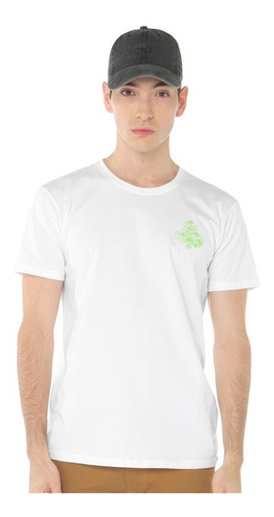 Remera Vicus Mind Off White