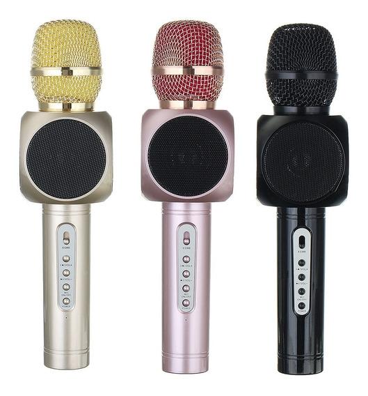 E103 Handheld Ktv Karaoke Wireless Microphone Bluetooth Spea