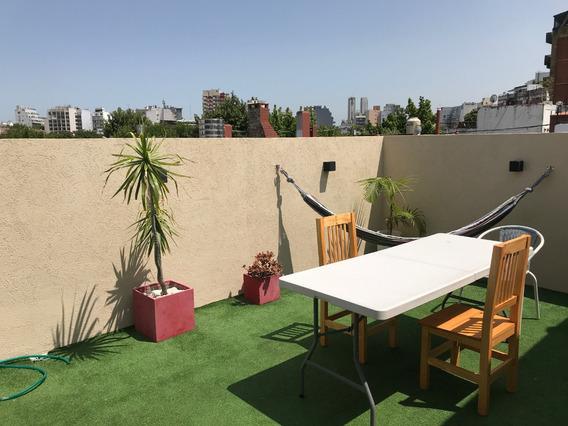 Ph 5 Ambientes Y Terraza Palermo Soho - Acepta Criptomonedas