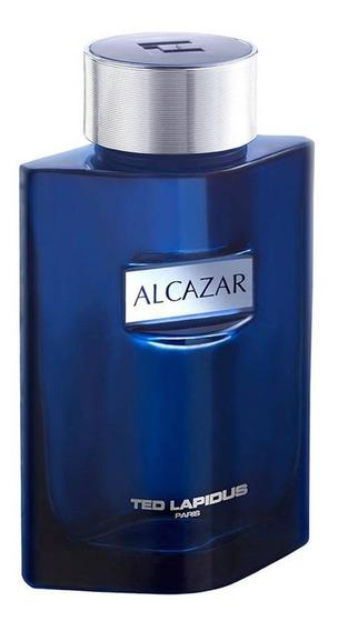 Alcazar Ted Lapidus - Perfume Masculino - Eau De Toilette 50ml