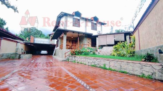 Casa Quinta En Venta Maracay El Lmon Rah 20-21800 Mdfc