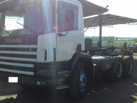 Scania P 124 360 6x4