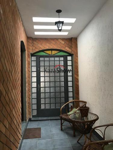Sobrado A Venda No Bairro Jardim Celeste Em São Paulo - Sp.  - 2173-1