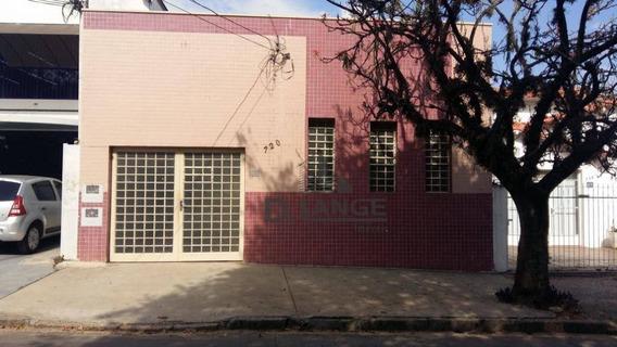 Casa Para Alugar, 120 M² Por R$ 2.000,00/mês - Vila Itapura - Campinas/sp - Ca12104