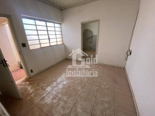 Imagem 1 de 4 de Casa Com 1 Dormitório À Venda, 82 M² Por R$ 100.000 - Vila Virgínia - Ribeirão Preto/sp - Ca1695