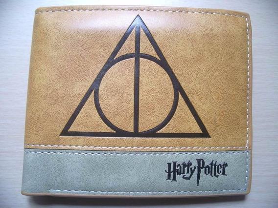 Cartera Billetera Harry Potter Reliquias De La Muerte