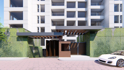 Penthouse Cuspide Residencial Desde 385.6m2