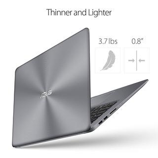 Laptop Asus Vivobook Huella Gris F510ua-ah51 I5 8gb 1tb Cdmx