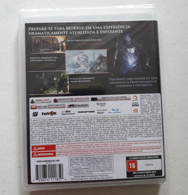 Game Dark Souls Ii Ps3 Scholar Of The First Sin Português Cd
