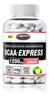 Bcaa-express-120mg-120 Tabletes Com Ribose