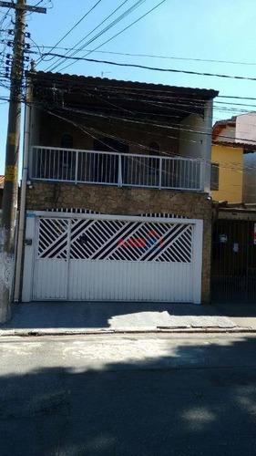 Casa Para Venda No Jardim Das Flores - So0167
