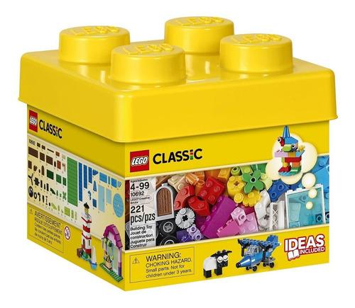 Lego Juniors 10692, Clasicos Y Creativos. 100% Original
