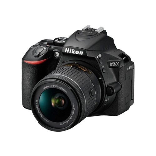 Camara Nikon D5600 Kit 18-55 Reflex Fullhd Hdmi Garantia