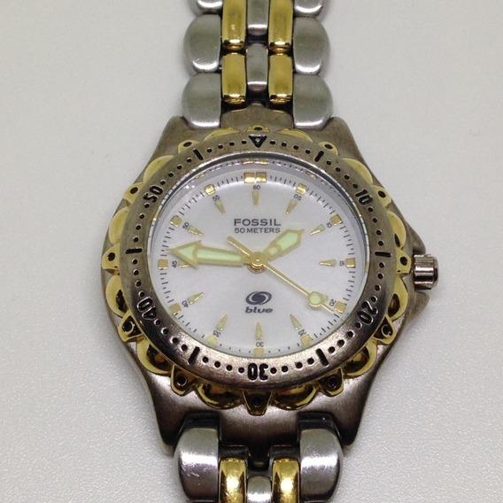 Relógio De Pulso Fossil Feminino U03655 Webclock