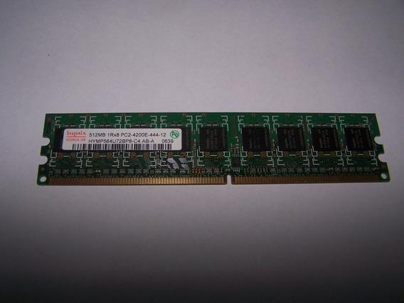 Memoria Ddr2 512mb 533mhz Hynix Hymp564u72bp8