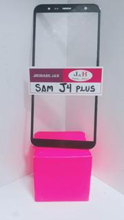 Vidrio Glass Samsung J4 Plus