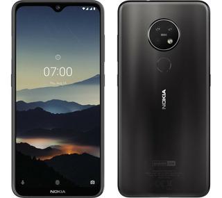 Smartphone Nokia 7.2 128gb Tela 6.3