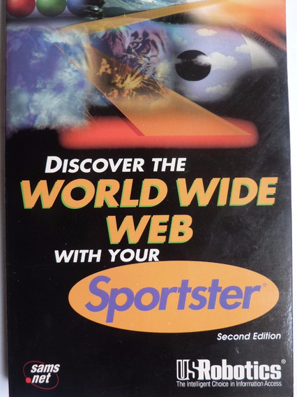 Livro: Discover The World Wide Web With Your Sportster