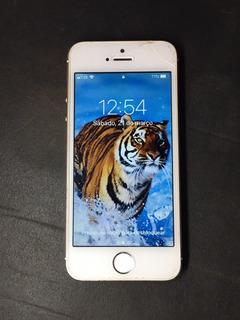 iPhone 5s 32gb - Branco - Com Touch Id