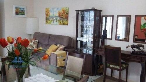 Imagem 1 de 9 de Apartamento À Venda, 87 M² Por R$ 465.000,00 - Trindade - Florianópolis/sc - Ap1768