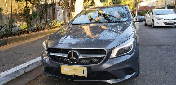 Mercedes Benz Cla 200 1.6 Vision Turbo 4p Impecável Revisada