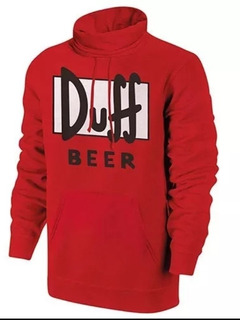 Sudadera Duff Beer De Los Simpsons