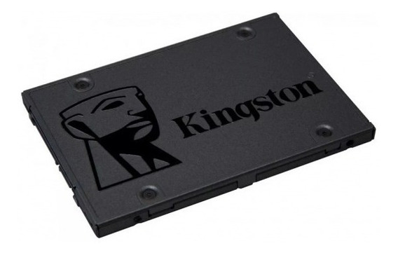 Ssd Kingston 2.5 120gb A400 Sata Iii 500mb/s Lacrado Com Nfe