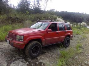 Jeep Grand Cherokee 4x4 Listo Para El Cerro