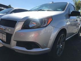 Chevrolet Aveo Ls Tm5 4cil 1.6lts 105 Hp A/ac R14 2012