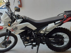 Moto Cross Mpower 2016 Blanco