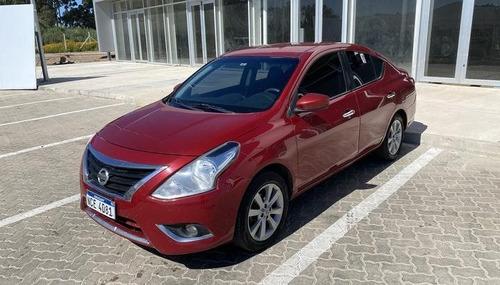Nissan Versa Advance 1.6 2015