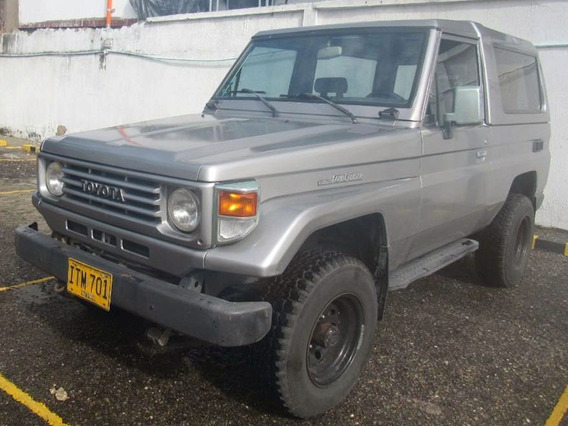 Toyota Land Cruiser Fj 4.0