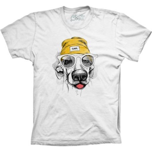 Camisetas Adulto Estampadas Poliéster