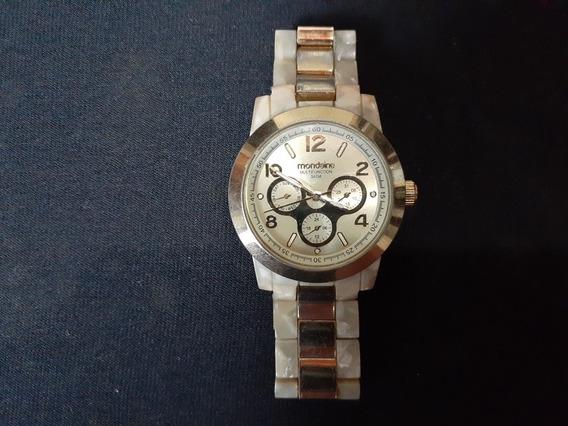 Relógio Mondaine Multfunction 3atm