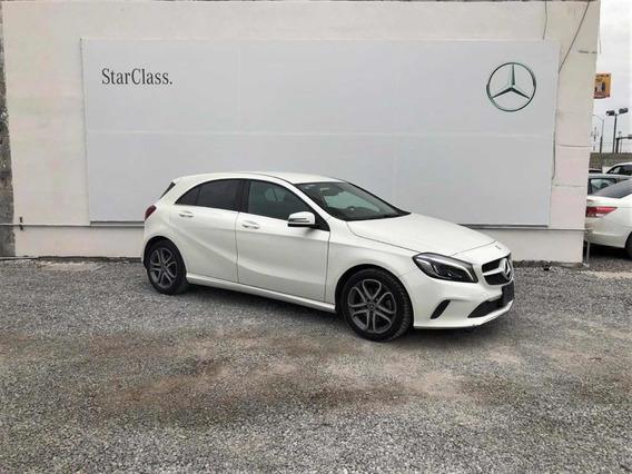 Mercedes-benz Clase A 1.6 200 Cgi Style Mt 2018
