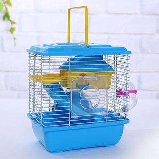 Casa De Campo De Hamster Com Clarabóia Transparente Casa De