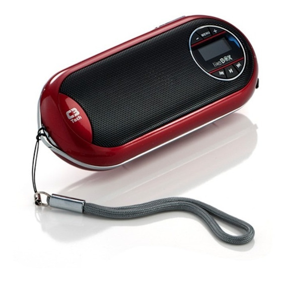 Speaker 2.0 C/lcd/fm/msd/bat St-180