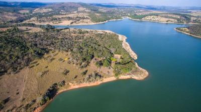 Espetacular Terreno Em Beira De Represa - 150.000 M2 - Carmo Do Cajuru (mg) - 1387