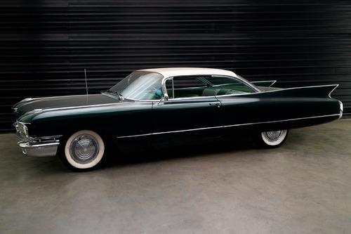 1960 Cadillac Deville Cupe