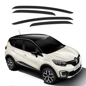 Calha De Chuva Captur 2017 4 Portas Renault