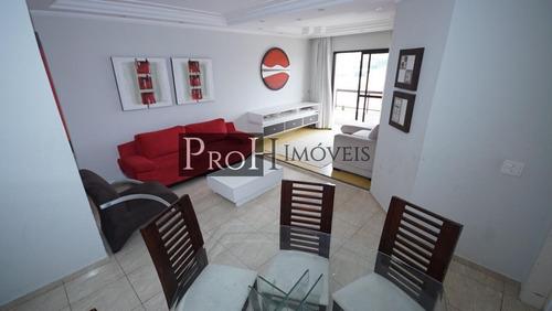 Imagem 1 de 15 de Apartamento Para Venda Em Santo André, Jardim Stella, 3 Dormitórios, 1 Suíte, 3 Banheiros, 2 Vagas - Aqfredea