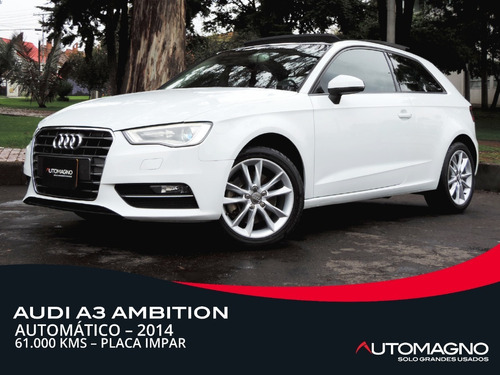 Audi A3 Ambition 1.8 Turbo At 2014