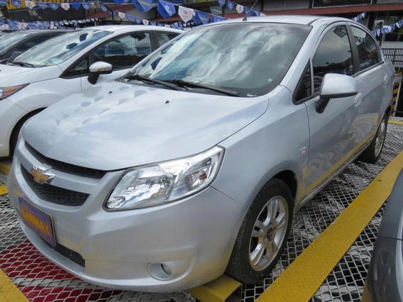 Chevrolet Sail Ltz 1.4 2016 Financiación Hasta Del 100%