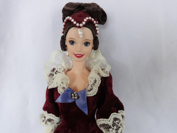 Barbie Collector Valentine Hallmark Sentimental Usada