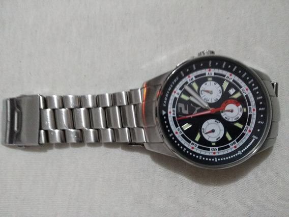 Relógio Puma Motorsport Cronógrafo.